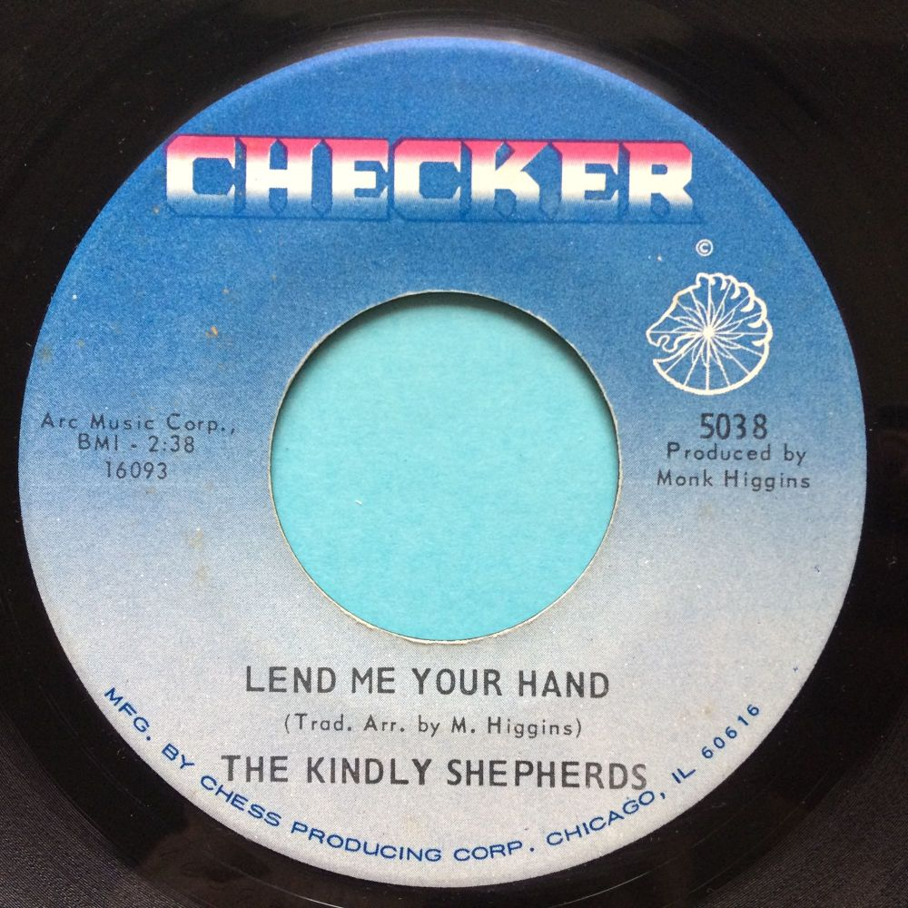 Kindly Shepherds - Lend me your hand - Checker - Ex