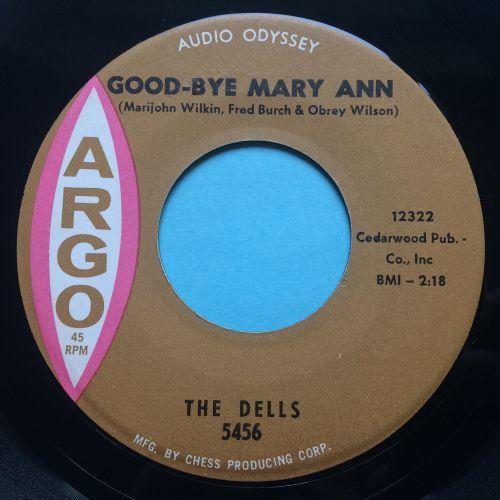Dells - Good-bye Mary Ann - Argo - Ex