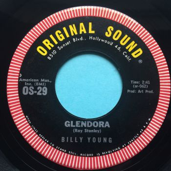 Billy Young - Glendora - Original Sound - Ex