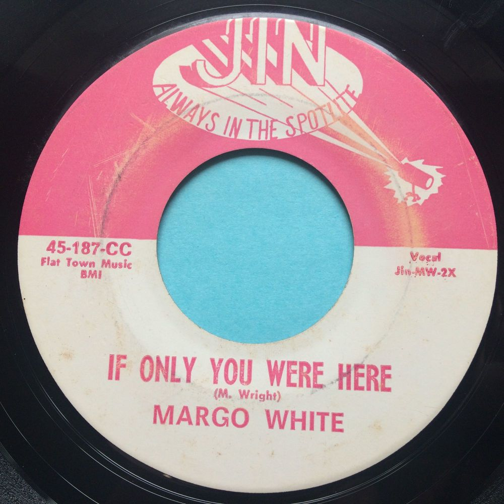 Margo White - If only you were here - Jin - VG+