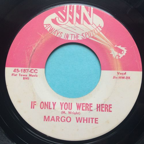 Margo White - If only you were here - Jin - VVG+