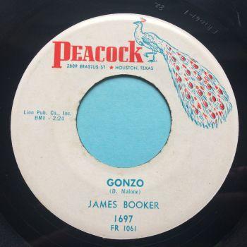 James Booker - Gonzo - Peacock - Ex-