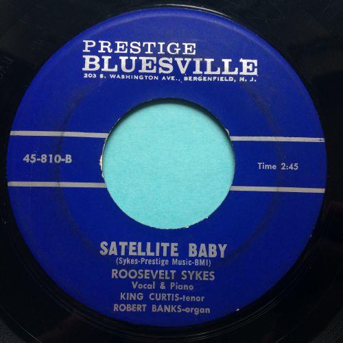 Roosevelt Sykes - Satellite Baby - Prestige Bluesville - Ex-