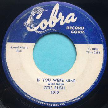 Otis Rush - If you were mine - Cobra - VG+