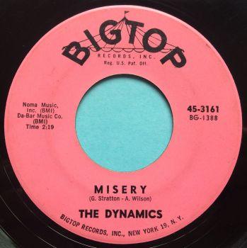 Dynamics - Misery - Bigtop - Ex-