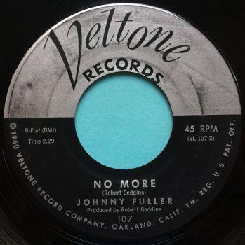 Johnny Fuller - No more - Veltone - Ex-