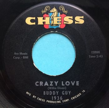 Buddy Guy - Crazy Love - Chess - VG+