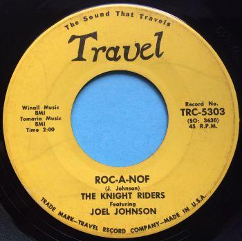 Knight Riders featuring Joel Johnson - Roc-A-Nof - Travel - VG+