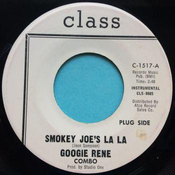 Googie Rene Combo - Smokey Joe's La La - Class promo - Ex-