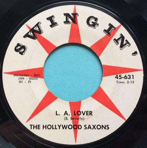 Hollywood Saxons - L.A. Lover - Swingin' - Ex