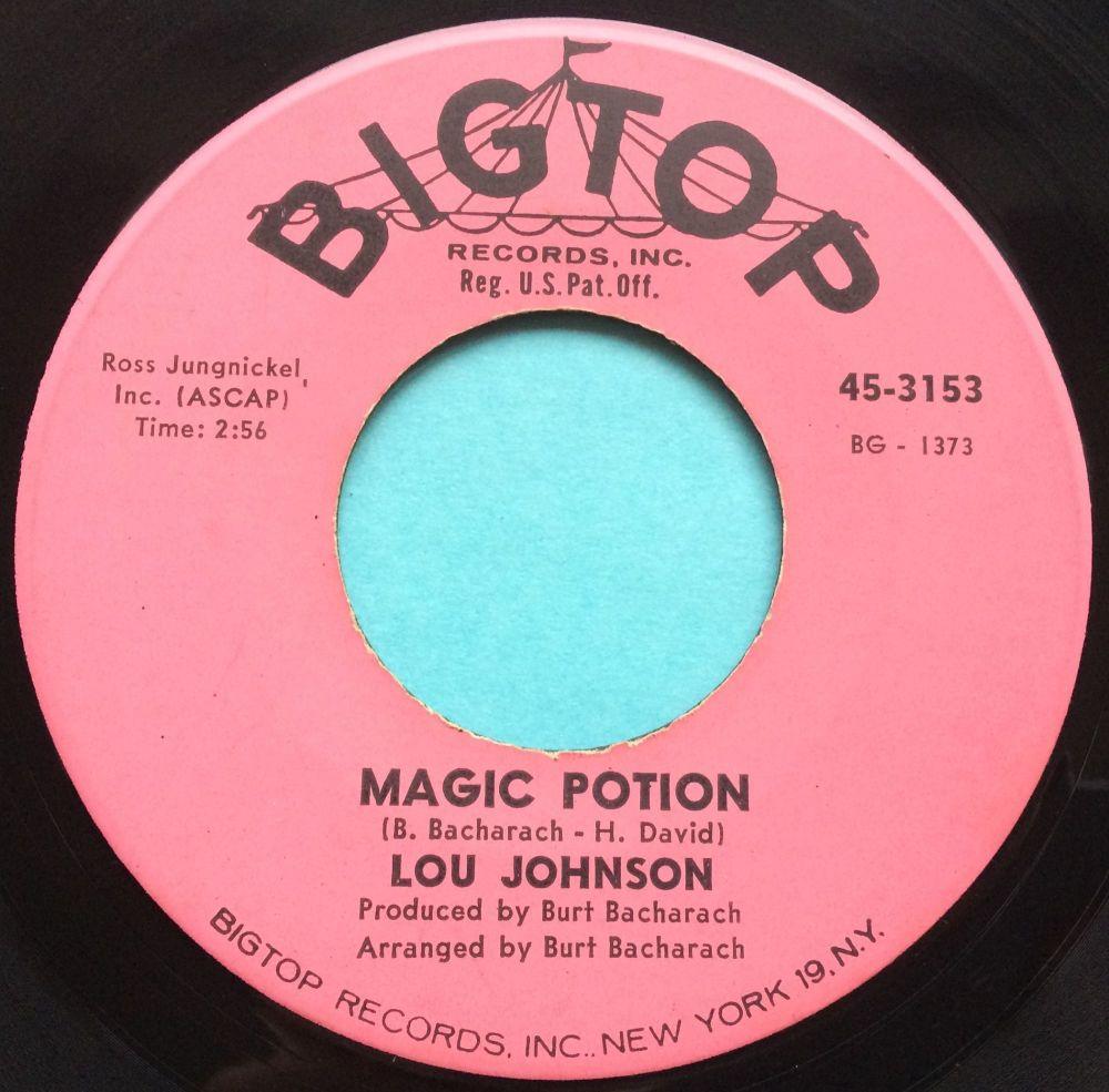 Lou Johnson - Magic Potion - Bigtop - Ex-