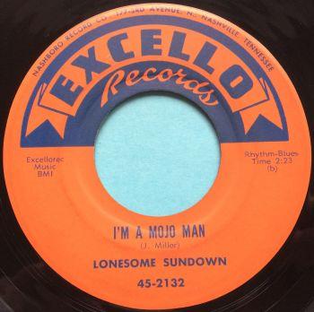 Lonesome Sundown - I'm a mojo man - Excello - Ex-