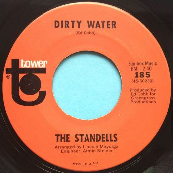 Standells - Dirty Water - Tower - Ex