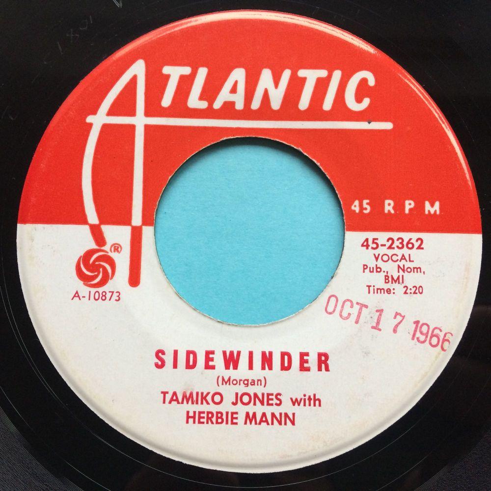 Tamiko Jones with Herbie Mann - Sidewinder - Atlantic promo - Ex