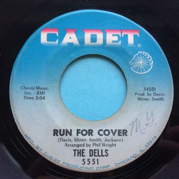 Dells - Run for cover - Cadet - VG+ (swol)