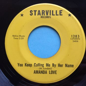Amanda Love - You keep calling me by her name - Starville - Ex-