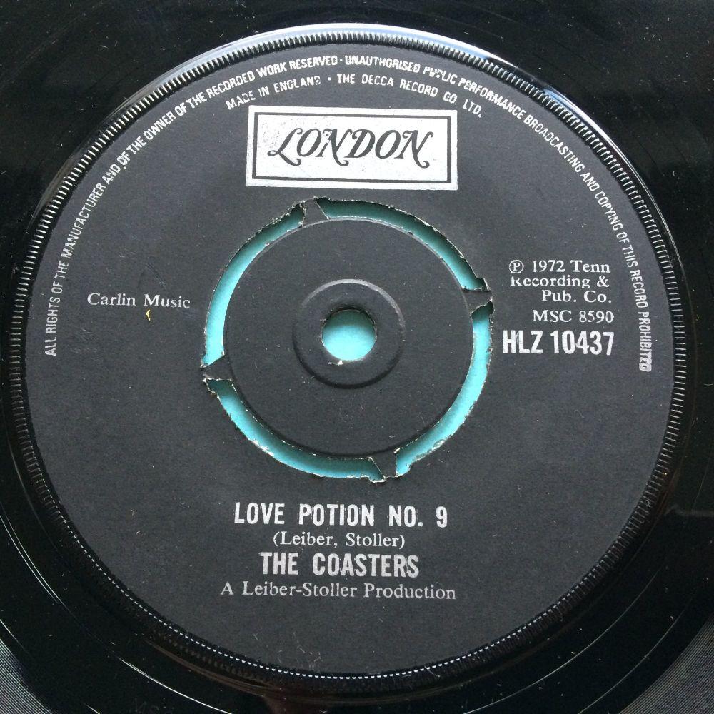 Coasters - Love potion No. 9 - UK London - Ex