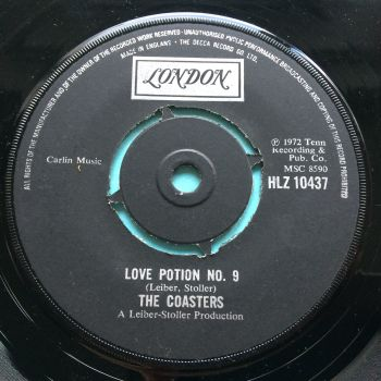 Coasters - Love potion No. 9 - UK London - Ex