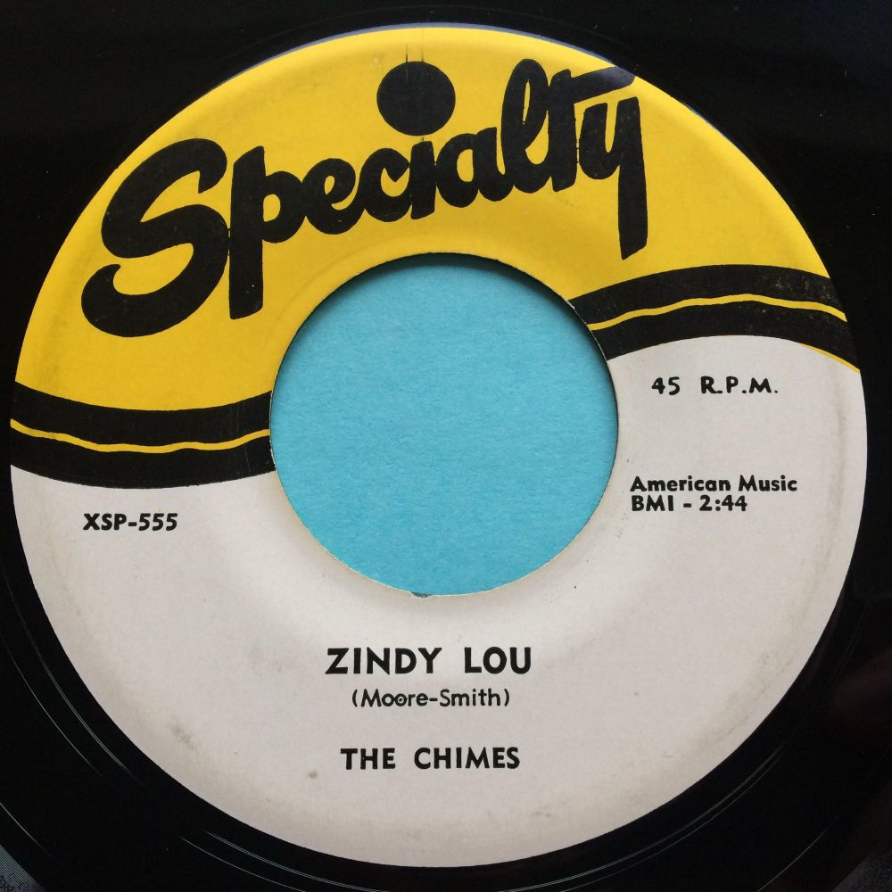 Chimes - Zindy Lou - Specialty - Ex