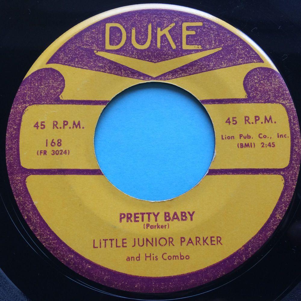 Little Junior Parker - Pretty Baby - Duke - VG+