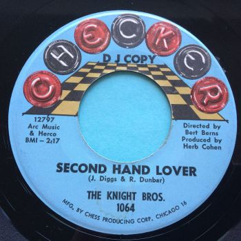Knight Bros - Second Hand Lover - Checker promo - Ex