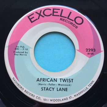 Stacy Lane - African Twist - Excello - Ex-