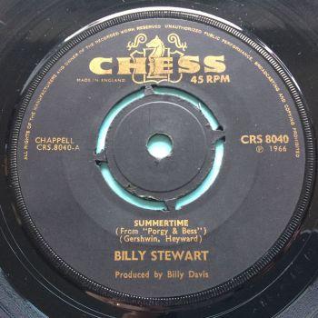 Billy Stewart - Summertime - U.K. Chess - VG+