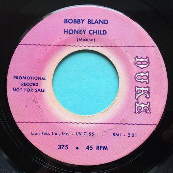 Bobby Bland - Honey Child - Duke promo - Ex-