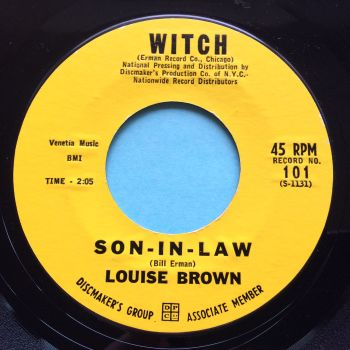 Louise Brown - Son-in-law - Witch - Ex