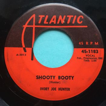 Ivory Joe Hunter - Shooty Booty - Atlantic - VG+