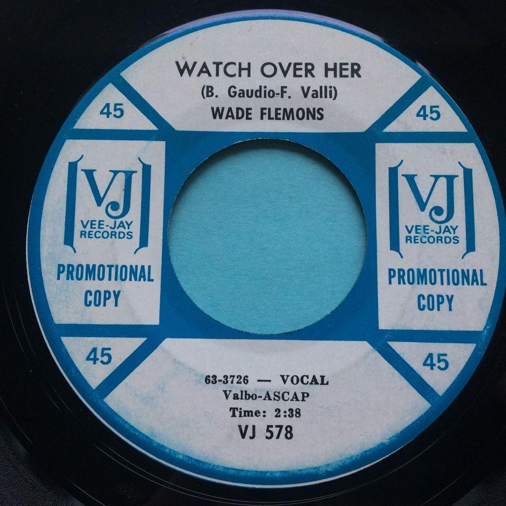 Wade Flemons - Watch over her - VVJ promo - Ex-