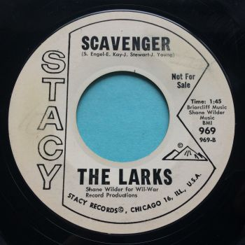 Larks - Scavenger - Stacy promo - VG+