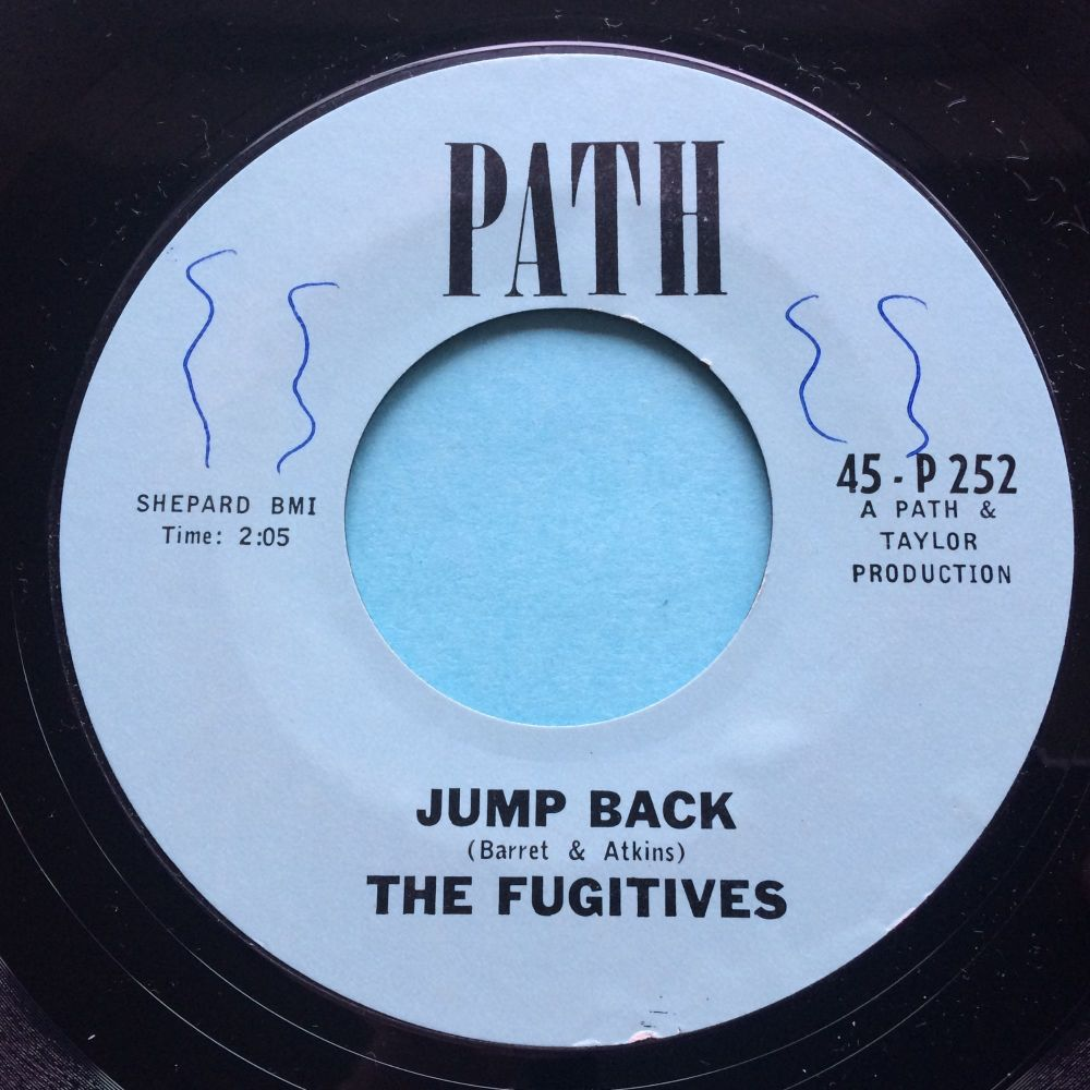 Fugitives - Jump back - Path (swol) - Ex