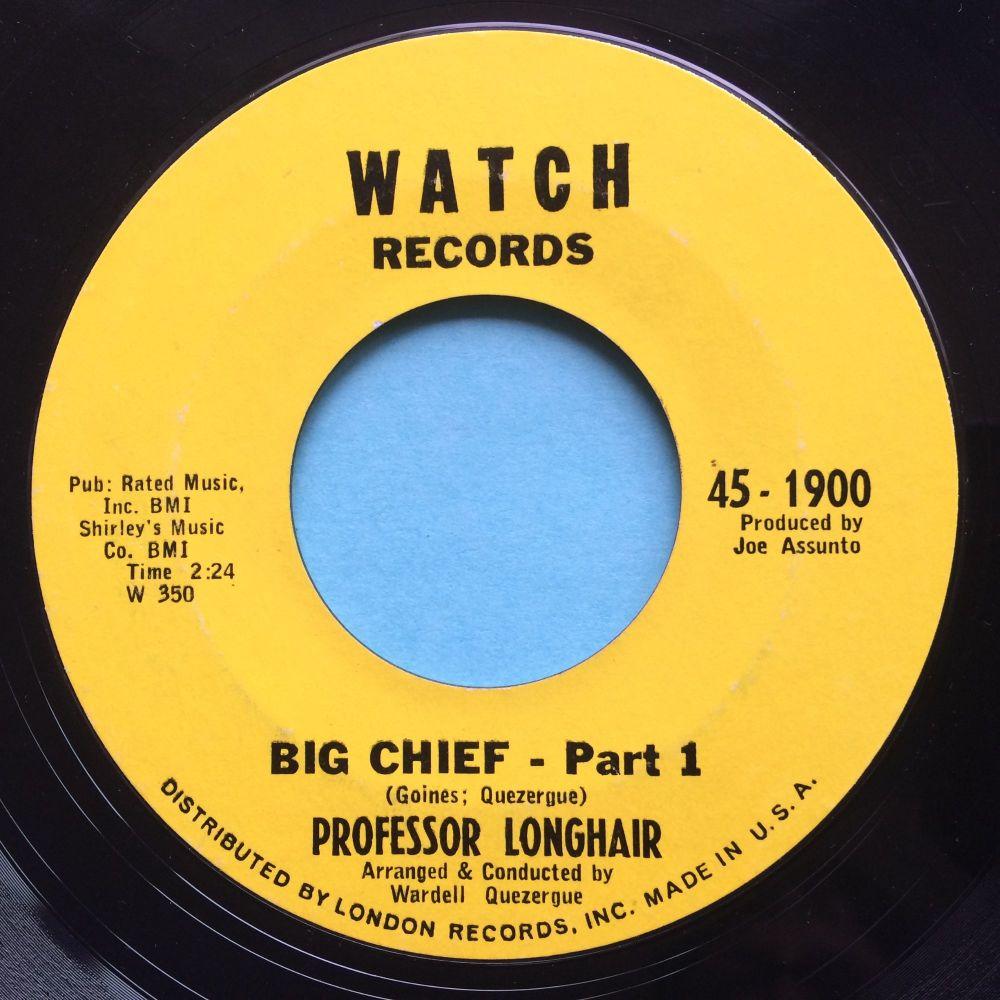 Professor Longhair - Big Chief - Watch - Ex-