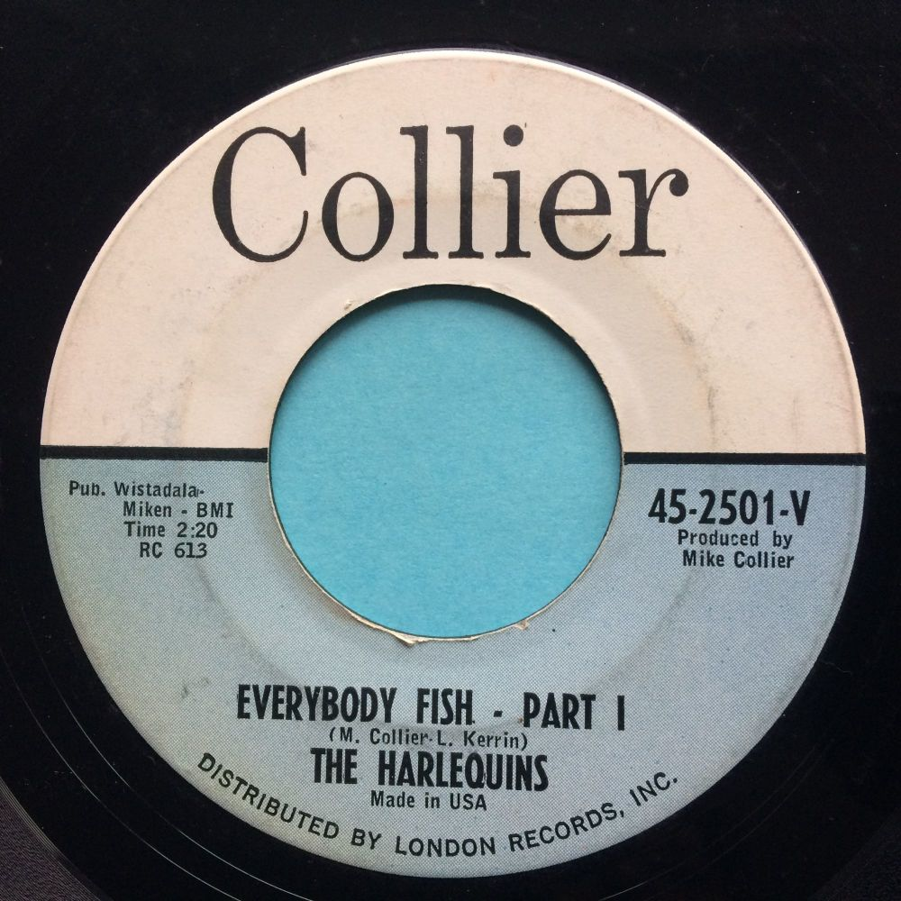 Harlequins - Everybody Fish Pt 1 - Collier - VG+