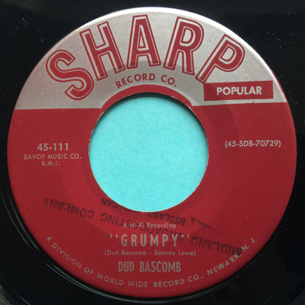 Dud Bascomb - Grumpy - Sharp - Ex