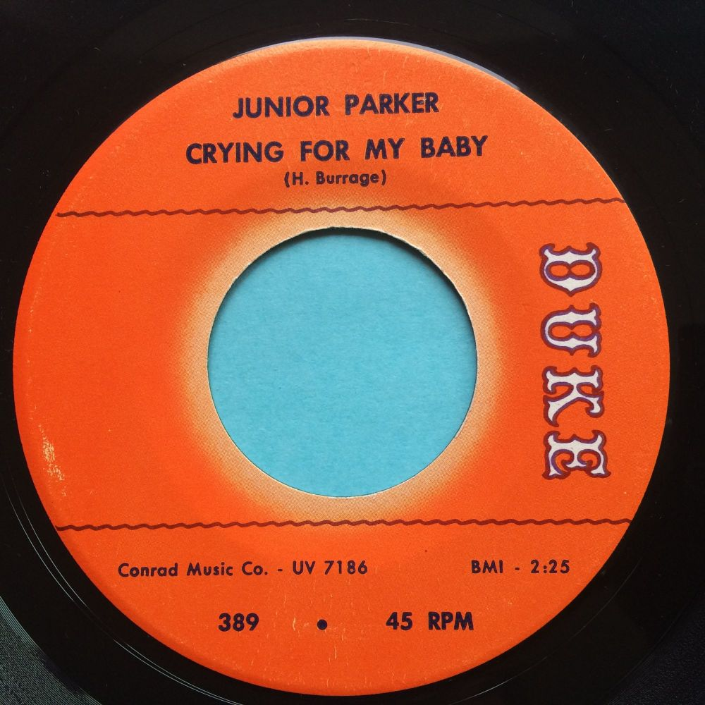 Junior Parker - Crying for my baby - Duke - Ex