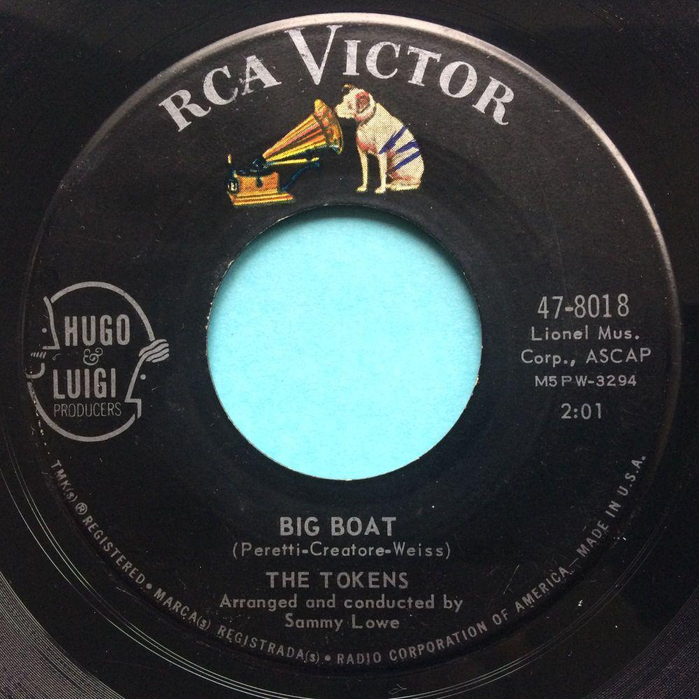 Tokens - Big Boat - RCA - Ex