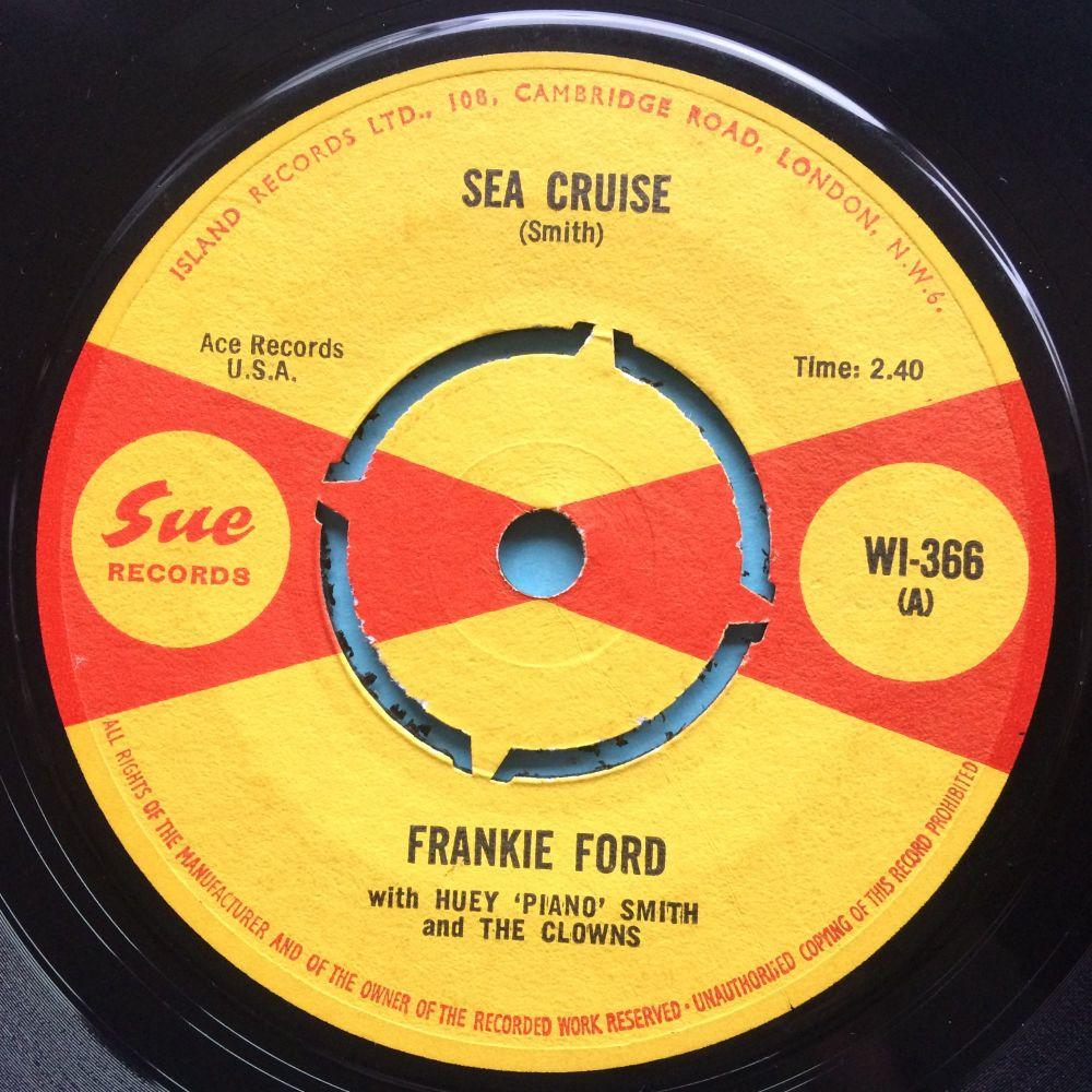 Frankie Ford - Sea Cruise b/w Roberta - U.K. Sue - Ex