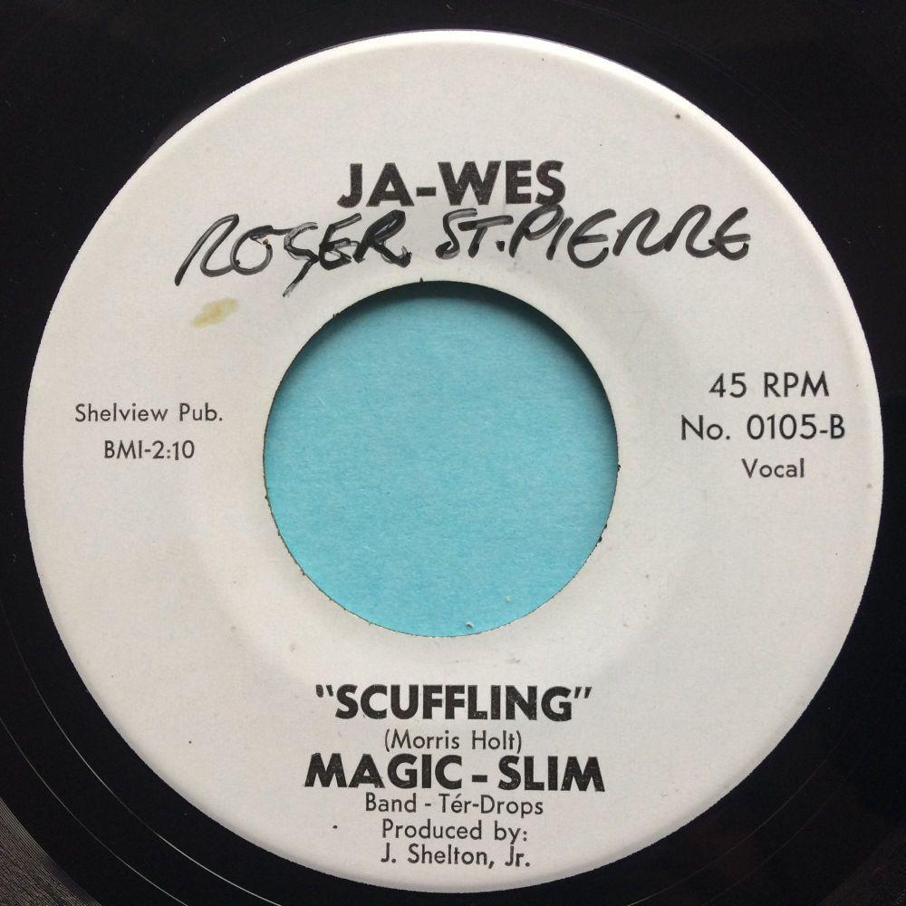 Magic Slim - Scuffling  - Ja-Wes - Ex