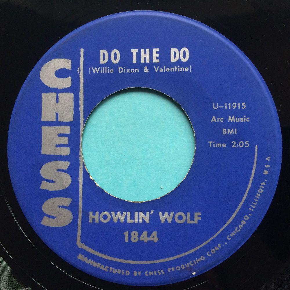 Howlin' Wolf - Do the do - Chess - Ex