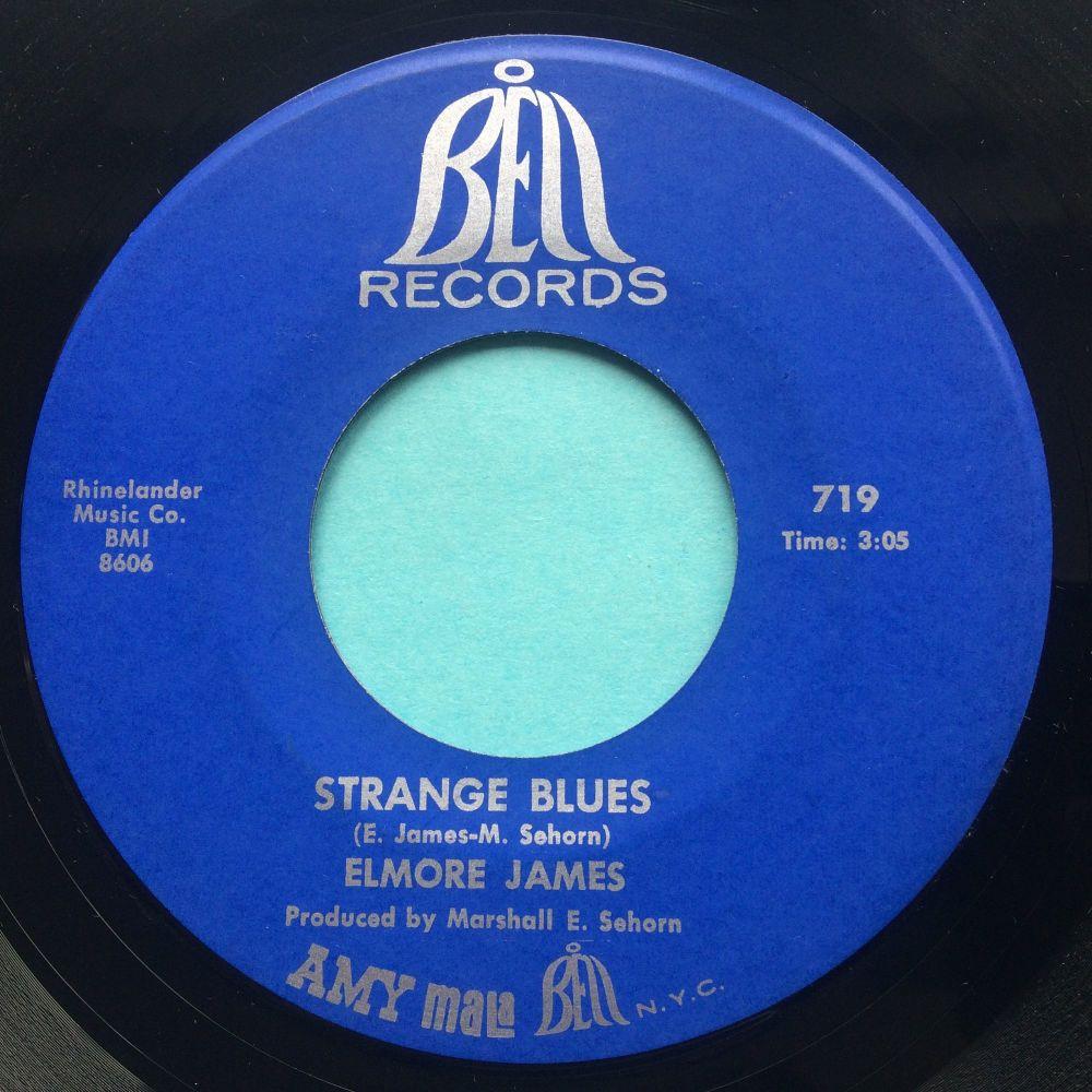 Elmore James - Stranger Blues b/w Anna Lee - Bell - Ex