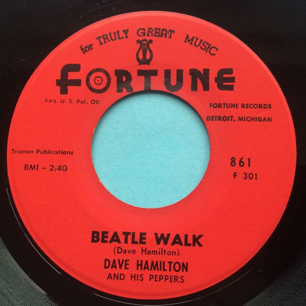 Dave Hamilton - Beatle Walk - Fortune - Ex