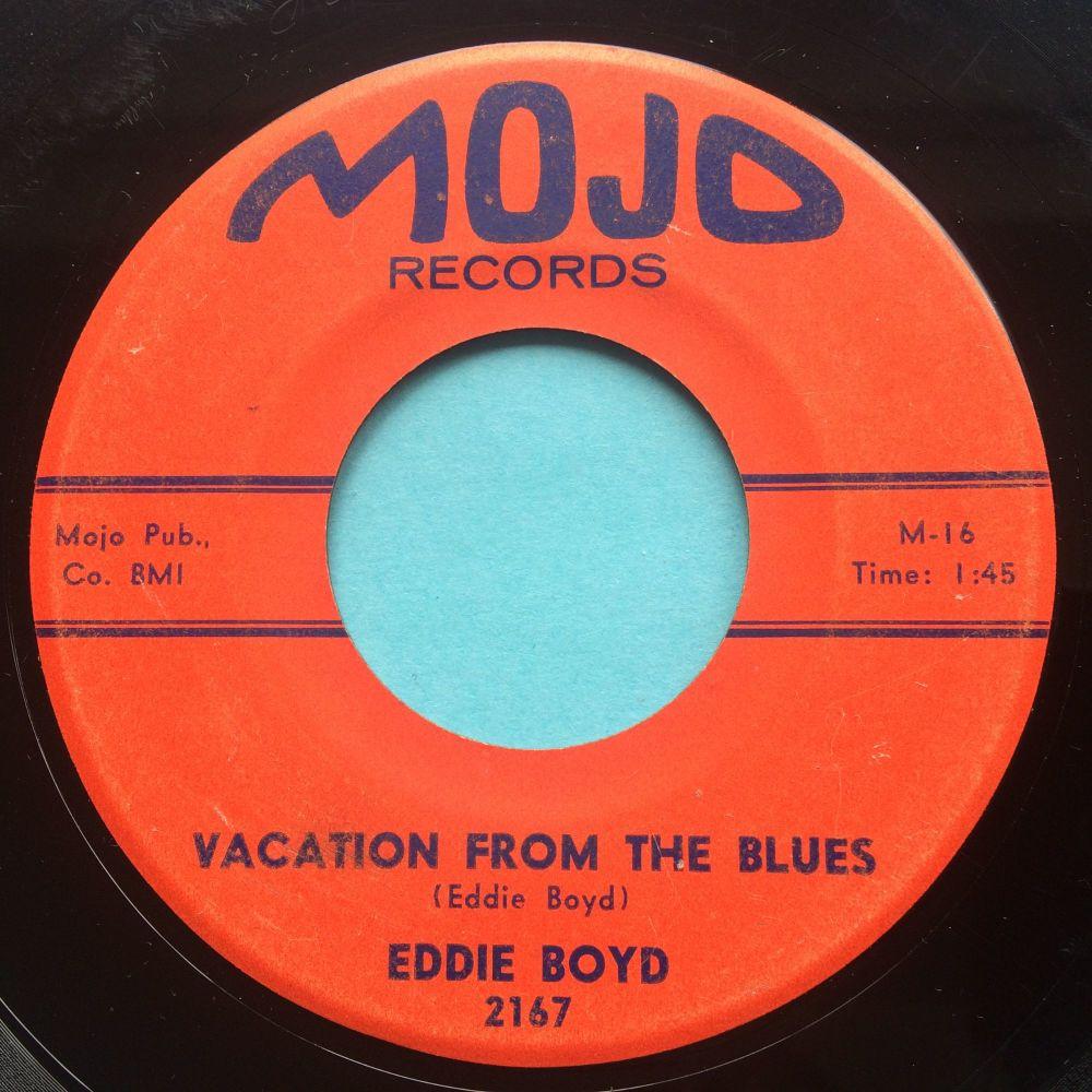 Eddie Boyd - Vacation from the blues - Mojo - VG+