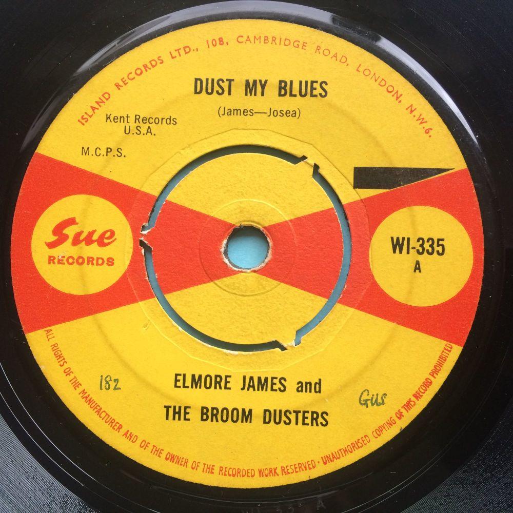 Elmore James - Dust my blues - UK Sue - VG+