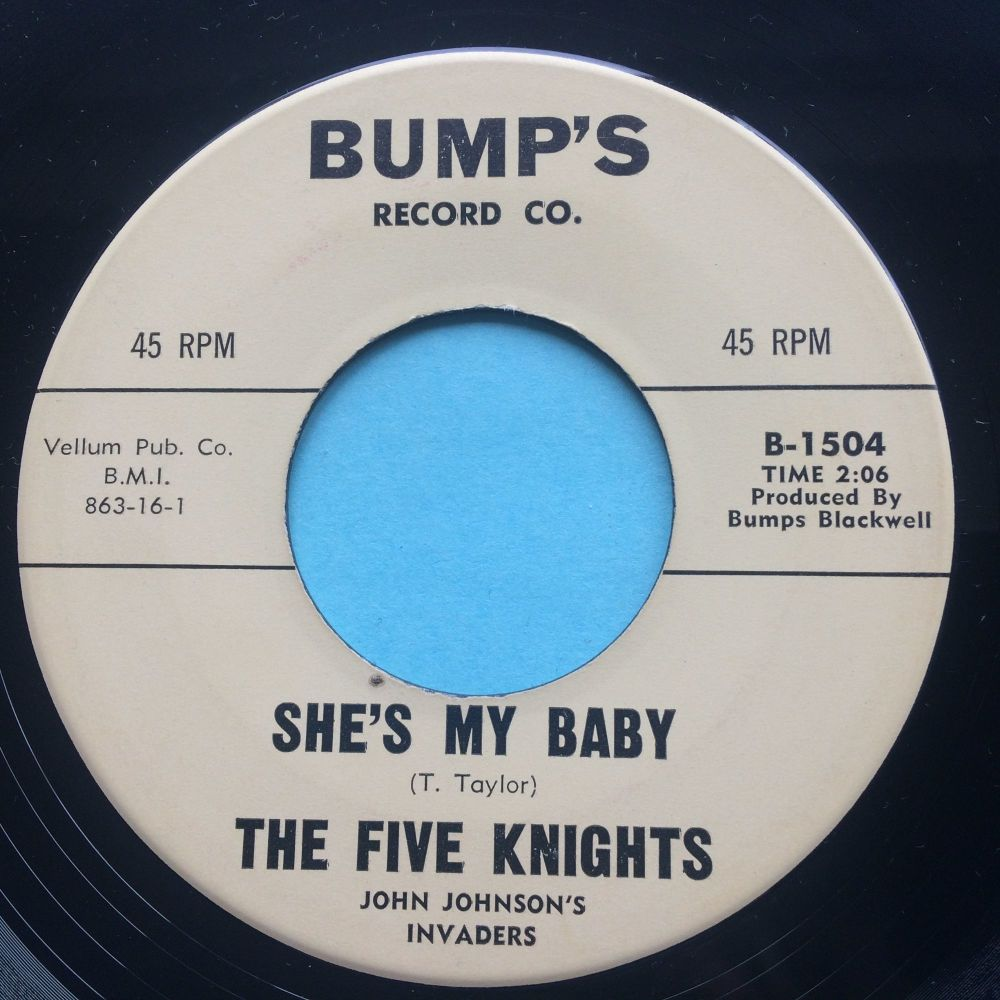 Five Knights - She's my baby - Bumps - Ex