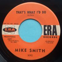 Mike Smith - That's what I'd do - Era promo - Ex-