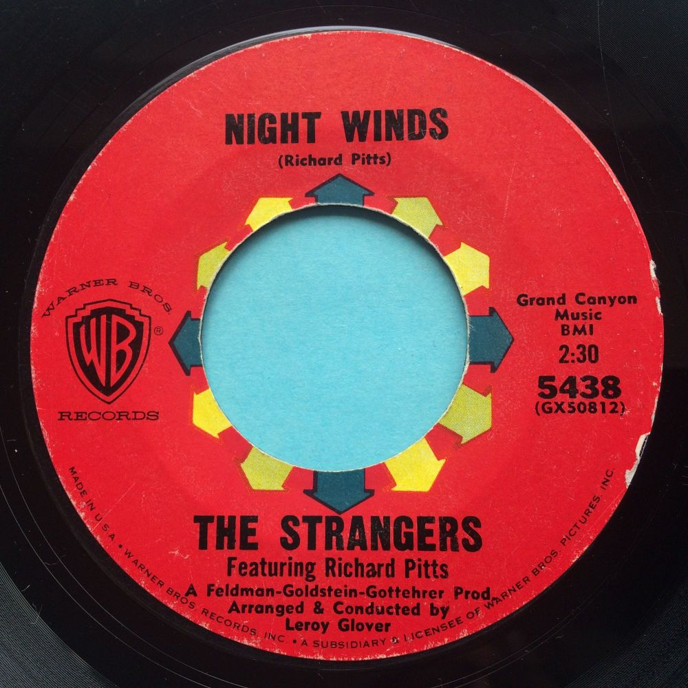 Strangers - Night Winds - WB - VG+