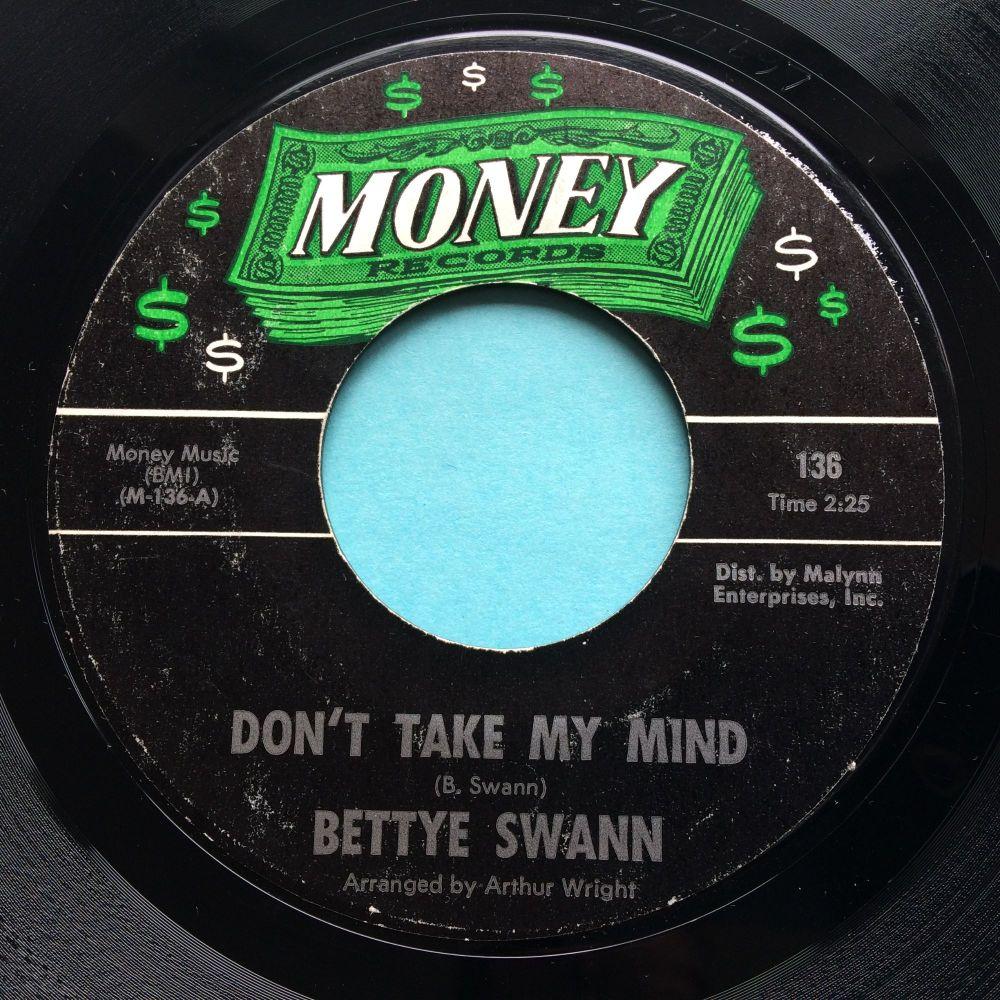 Bettye Swann - Don't take my mind b/w I think I'm falling in love - Money - Ex-