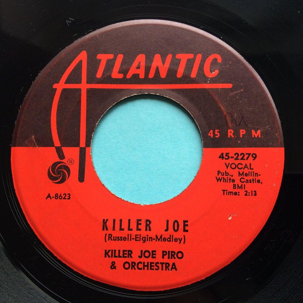 Killer Joe Piro & Orchestra - Killer Joe - Atlantic - Ex-